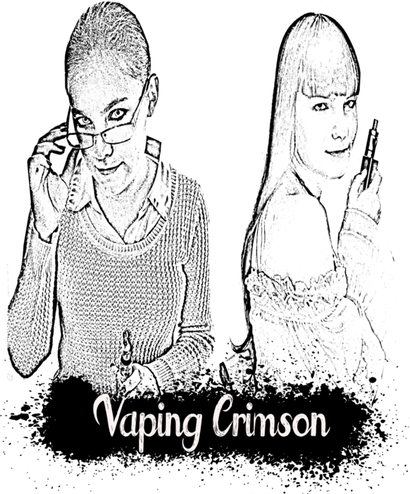 Vaping Crimson Tees